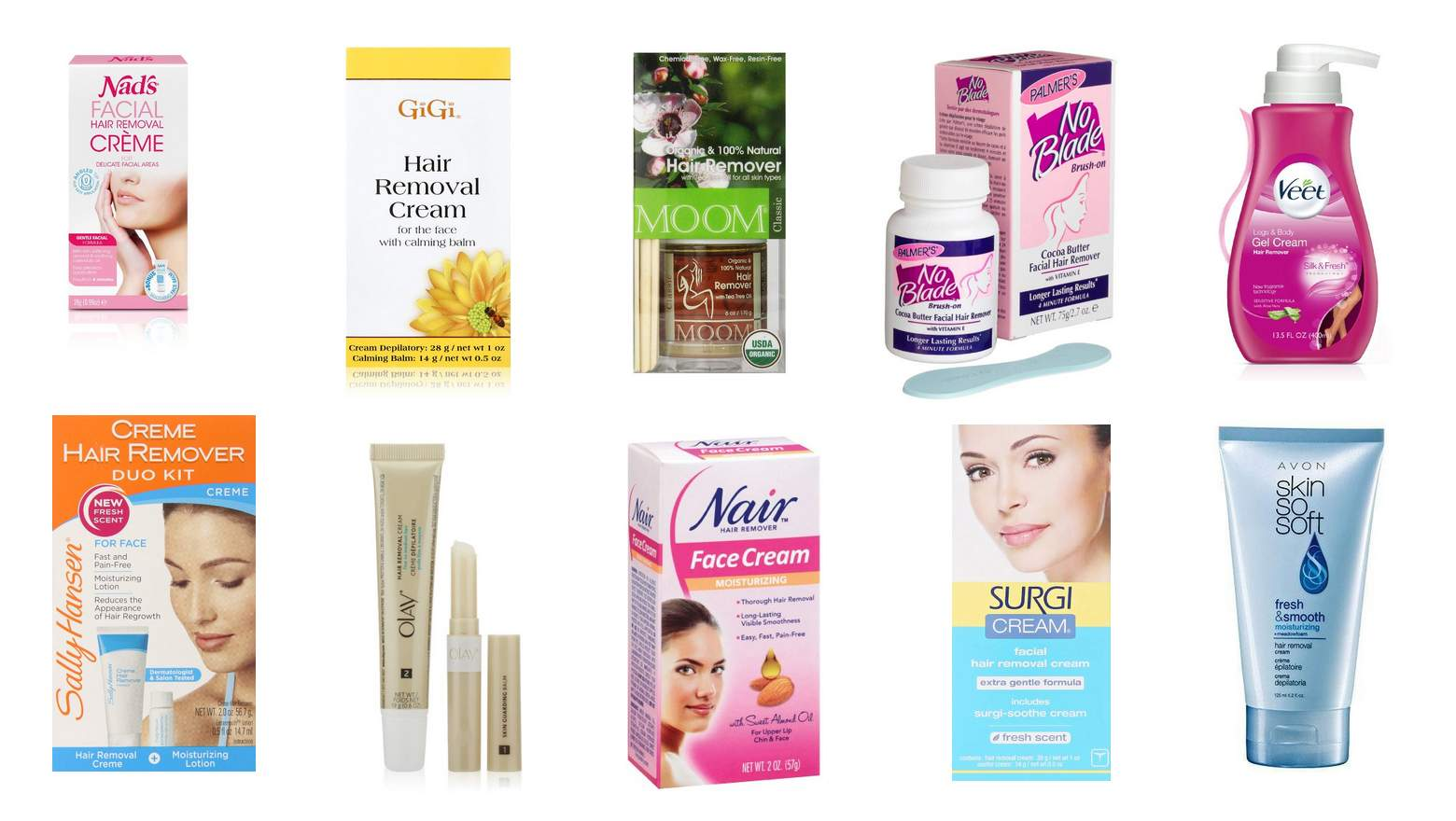Best Over The Counter Natural Skin Care Products